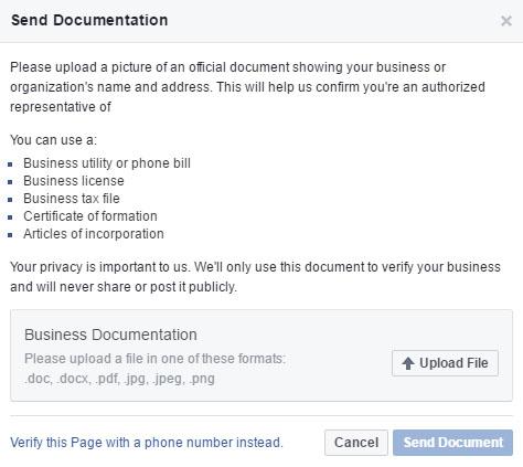 Cara Mendapatkan Ceklis Hitam Di Fanspage Facebook