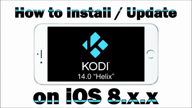 Install Kodi 14 0 Xbmc Ios 8 8 Iphone Ipad – Fondos de Pantalla