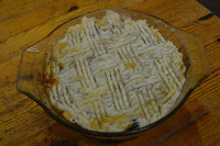 Skirret shepherd's pie