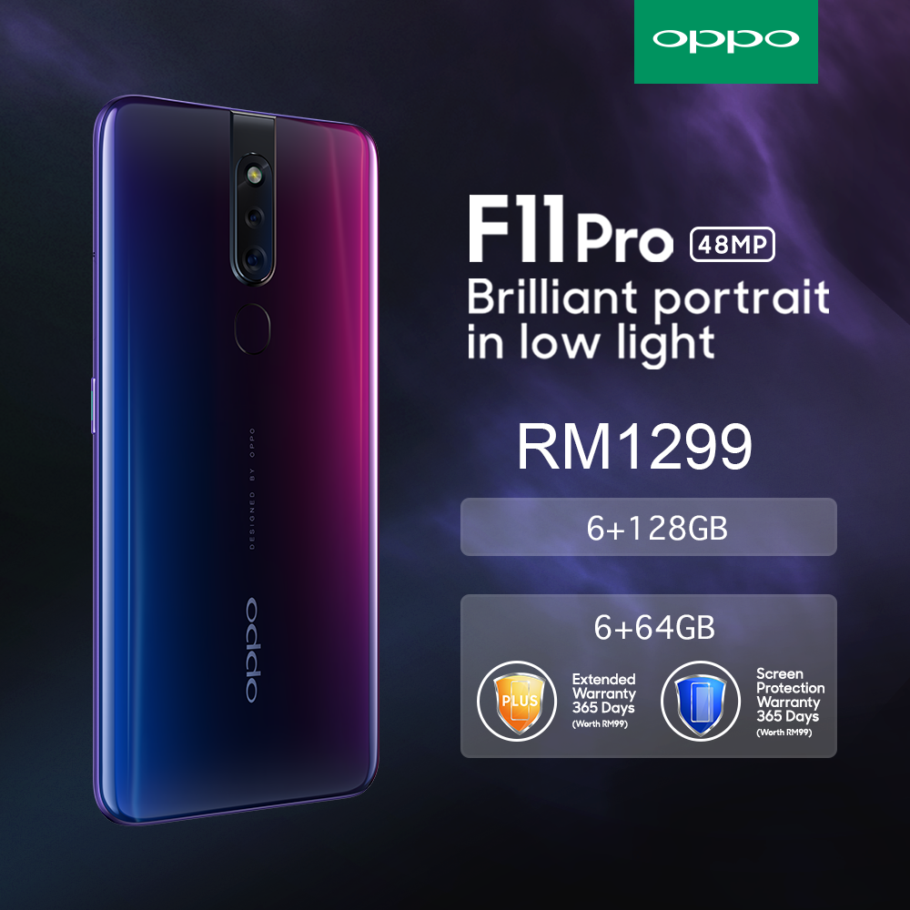 OPPO F11 Pro 128GB Price in India, Full Specification ...