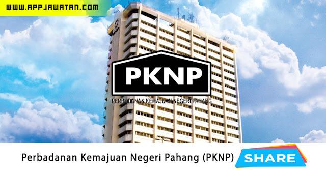 Perbadanan Kemajuan Negeri Pahang (PKNP).