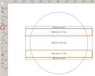 Langkah-langkah Cara Membuat Logo Indosiar Menggunakan CorelDRAW X4