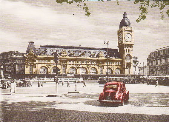 Discover The World On Trains Gare De Lyon Paris Lyon