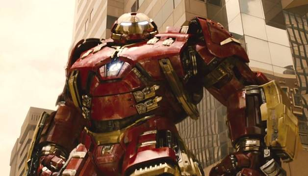iron man suit hulkbuster