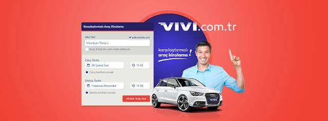 Online araç kiralama