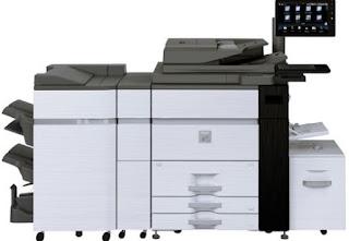 Sharp MX-M1055 Printer Driver & Software Downloads