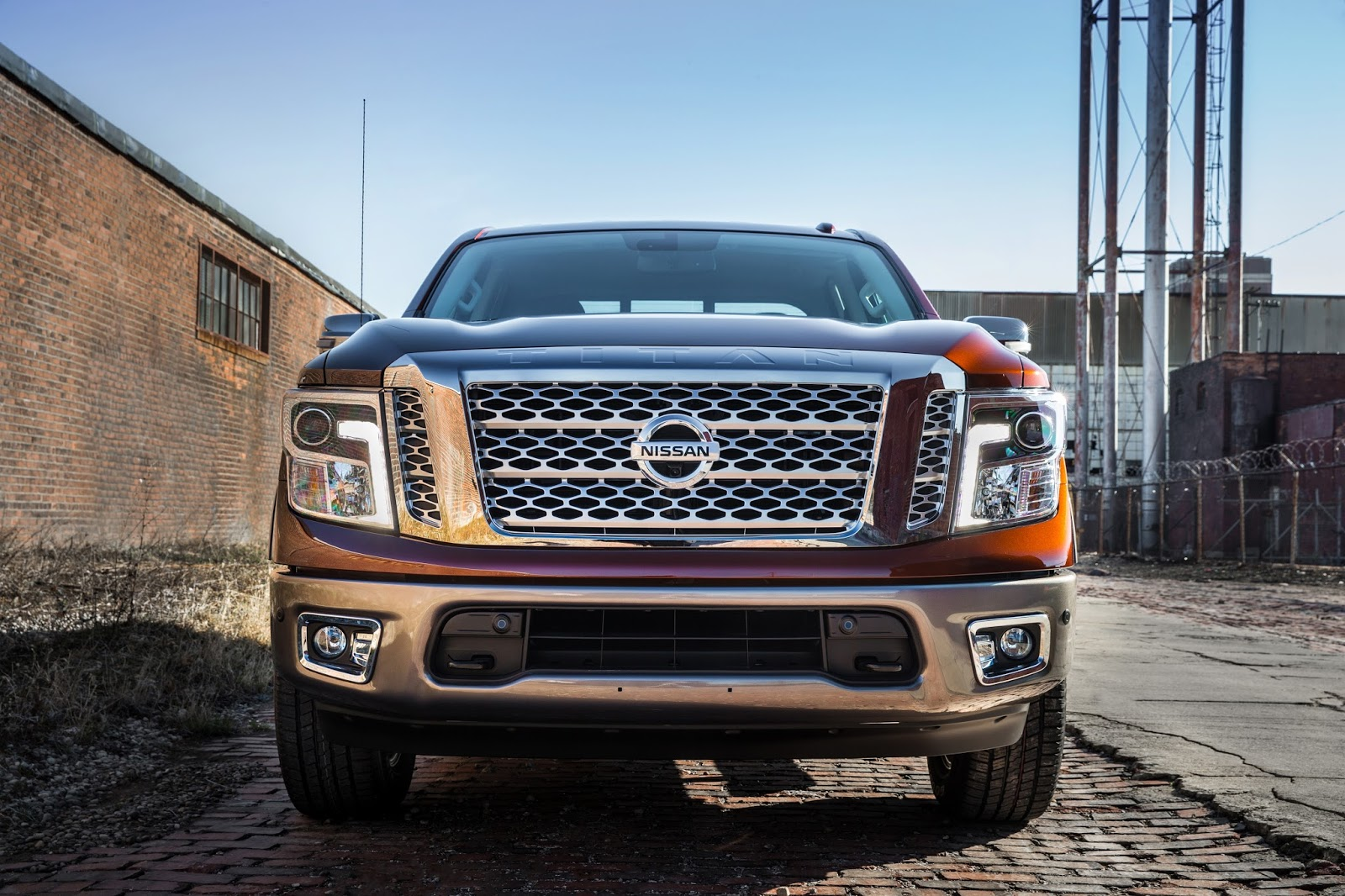 New smooth efficient 5 6l endurance v8 while the 2017 titan half ton s new 5 6 liter endurance v8 engine shares its displacement with the