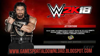 Latest WWE 2K18 APK Data+ OBB download For Android