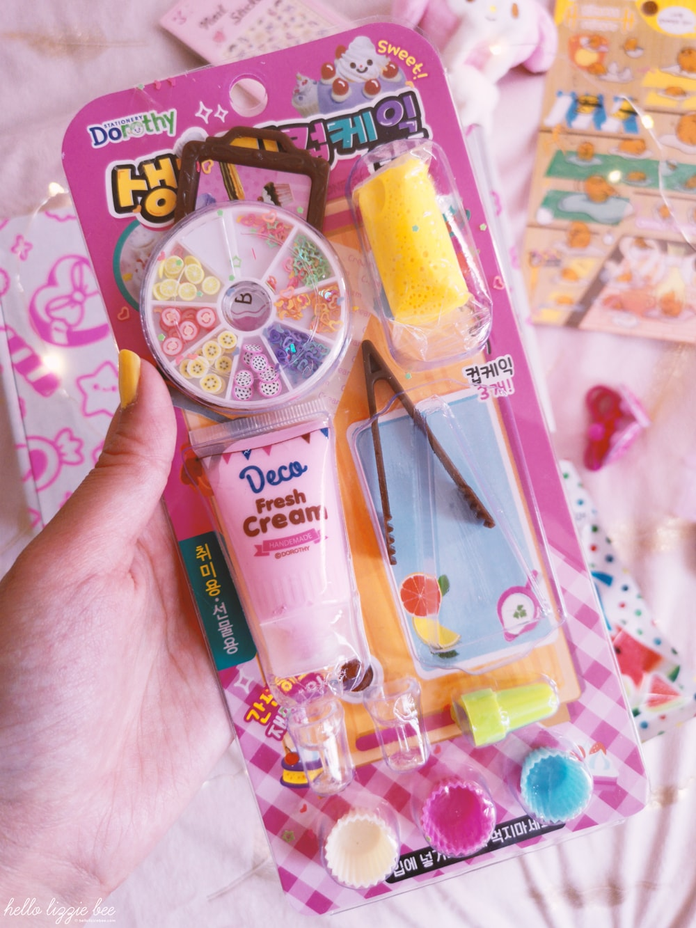 diy cupcake decoration kit