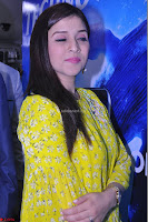 Mannara Chopra Looks Cute in Yellow Salwar Suit ~  Exclusive 06.JPG