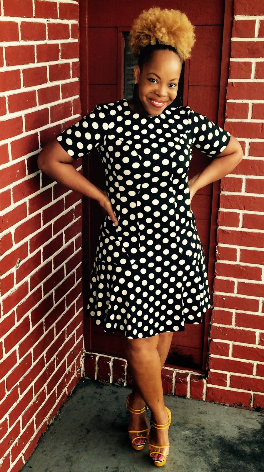 Burlington Polka Dot Dresses
