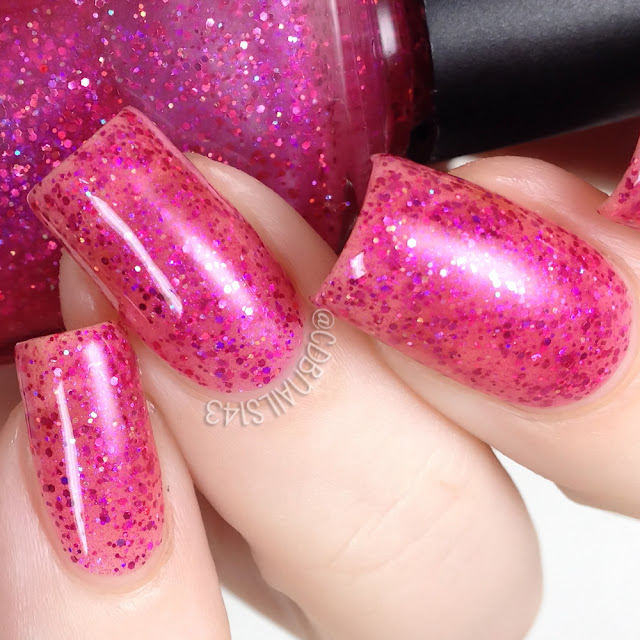 Poetry Cowgirl Nail Polish-Tres Jolie