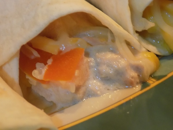 Tortitas de atún