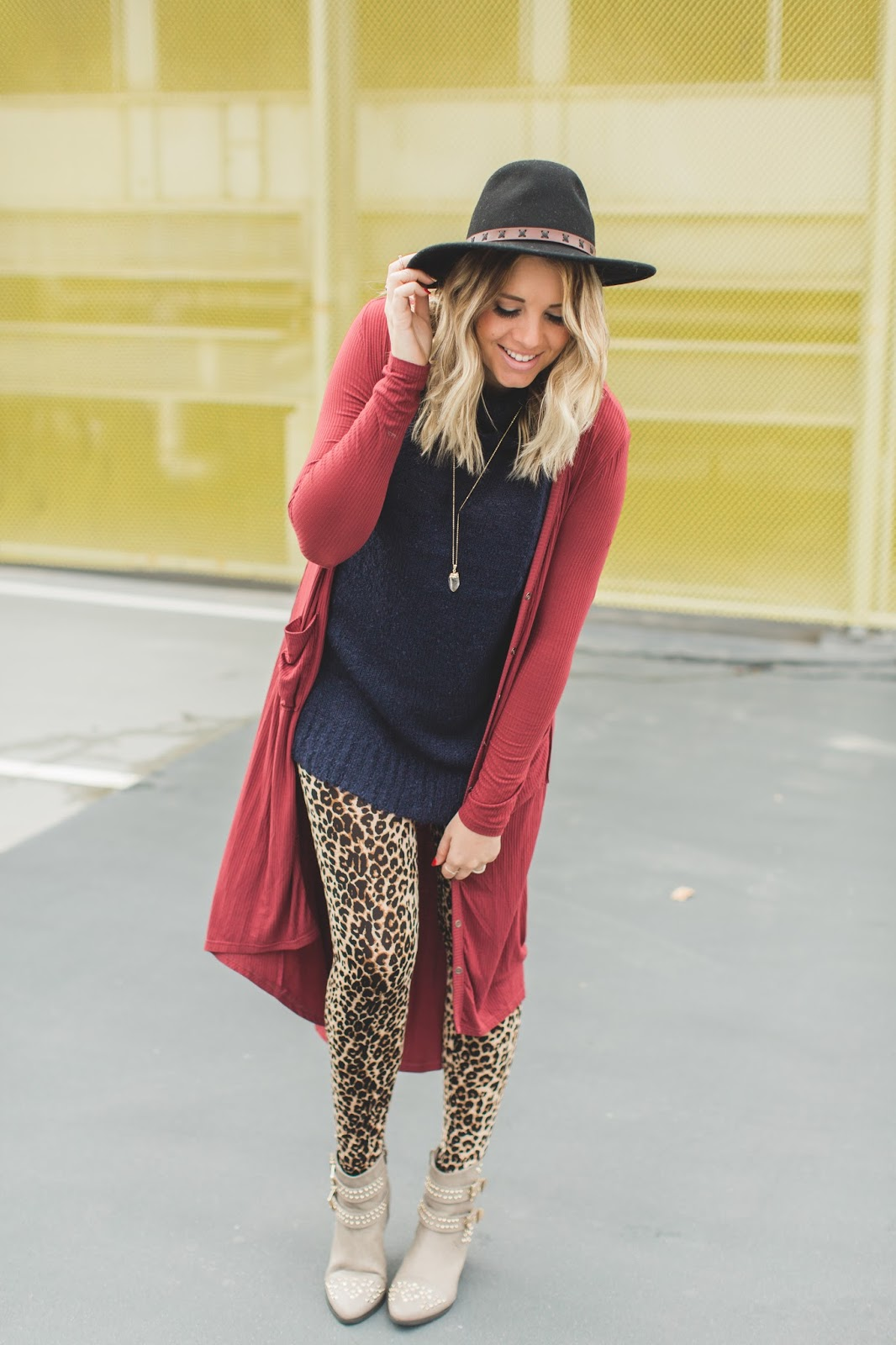 Mixing Colors, Layers, Forever 21