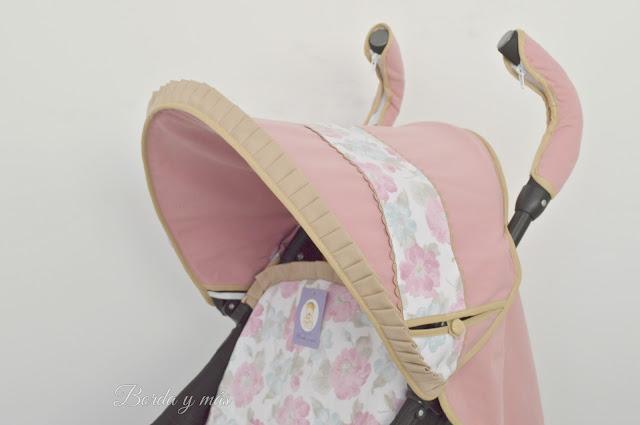 capota silla ligera Chicco Echo