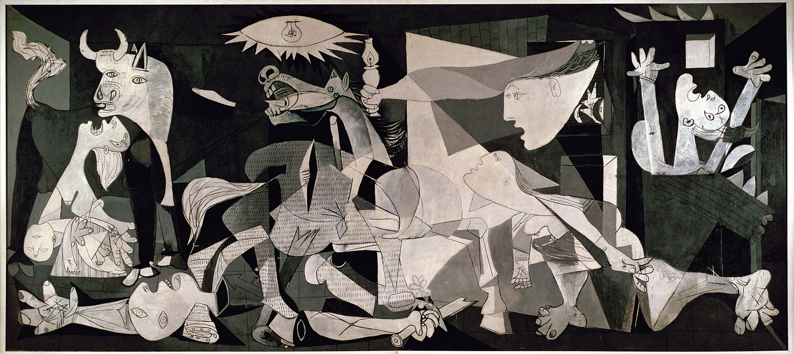 bytes 5 minutes of art and history guernica. Black Bedroom Furniture Sets. Home Design Ideas