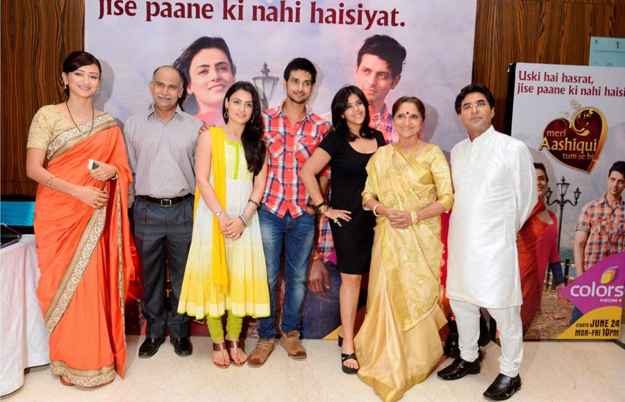 Meri Aashiqui Tum Se Hi TV Serial Cast