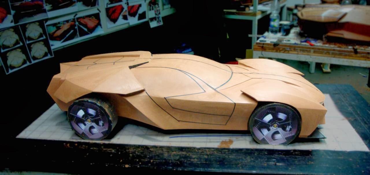 Lamborghini Ankonian pensado para el 2016.
