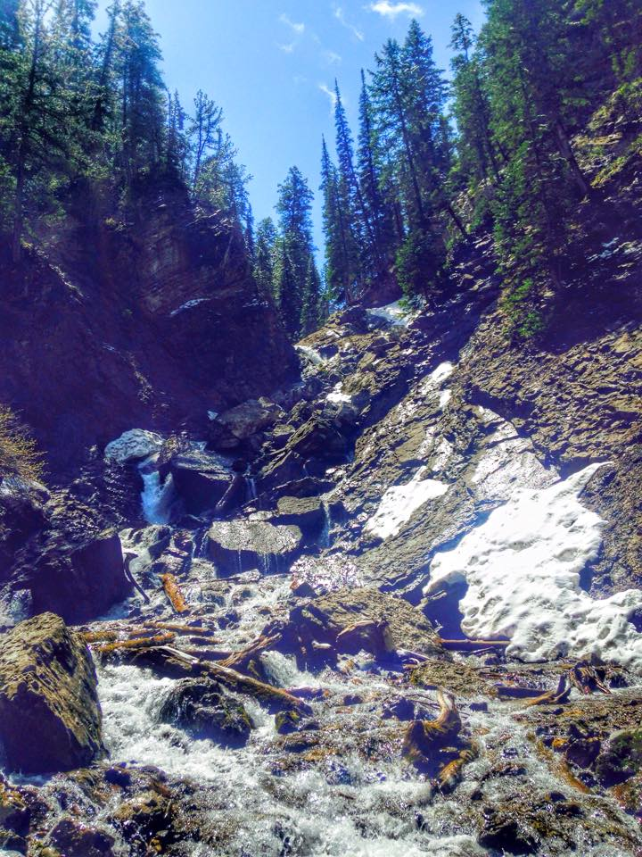 Girl on a Hike: Hiking to Donut Falls