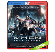 X-Men Apocalipsis (2016) 3D SBS BRRip 1080p Audio Dual Latino/Ingles 5.1