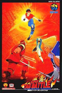 Kizuna Encounter - Super Tag Battle / Fu'un Super Tag Battle
