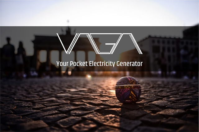 Vaga HandEnergy, your endless electricity generator