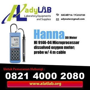 Harga DO Meter Portable,