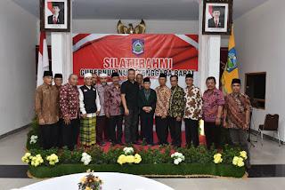 Silaturahmi Dengan Para Tokoh, Doktor Zul Akui Dekat Dengan Jokowi-Amin dan Prabowo-Sandi