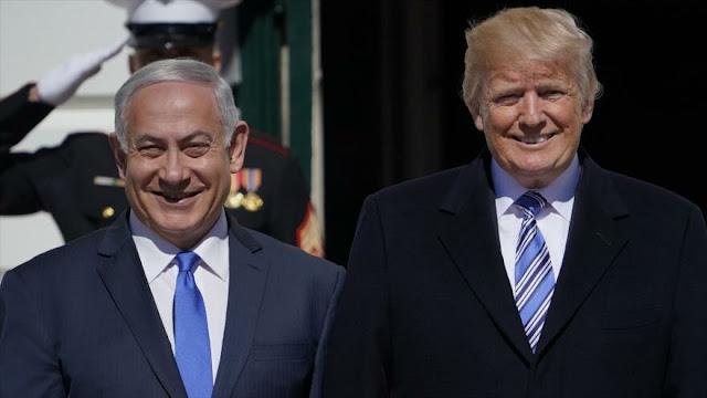 Trump reconocerá el lunes soberanía israelí sobre el Golán