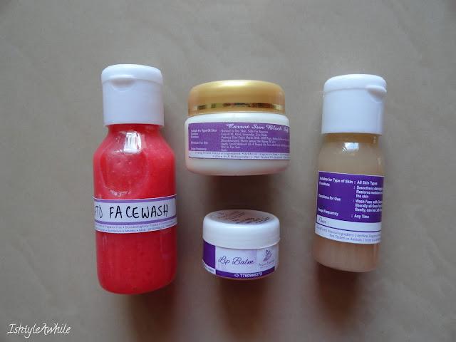 Natural Skincare in India
