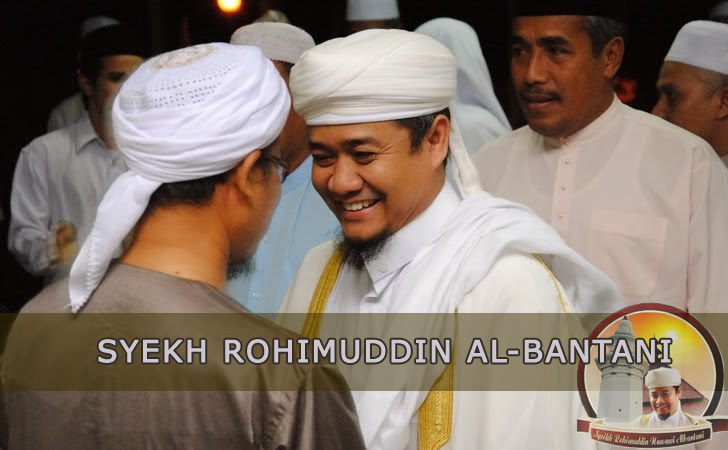 Kumpulan Kata Kata Bijak dan Nasehat Syekh Rohimuddin