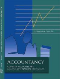 Class 12 Accountancy NCERT Books PDF Free Download