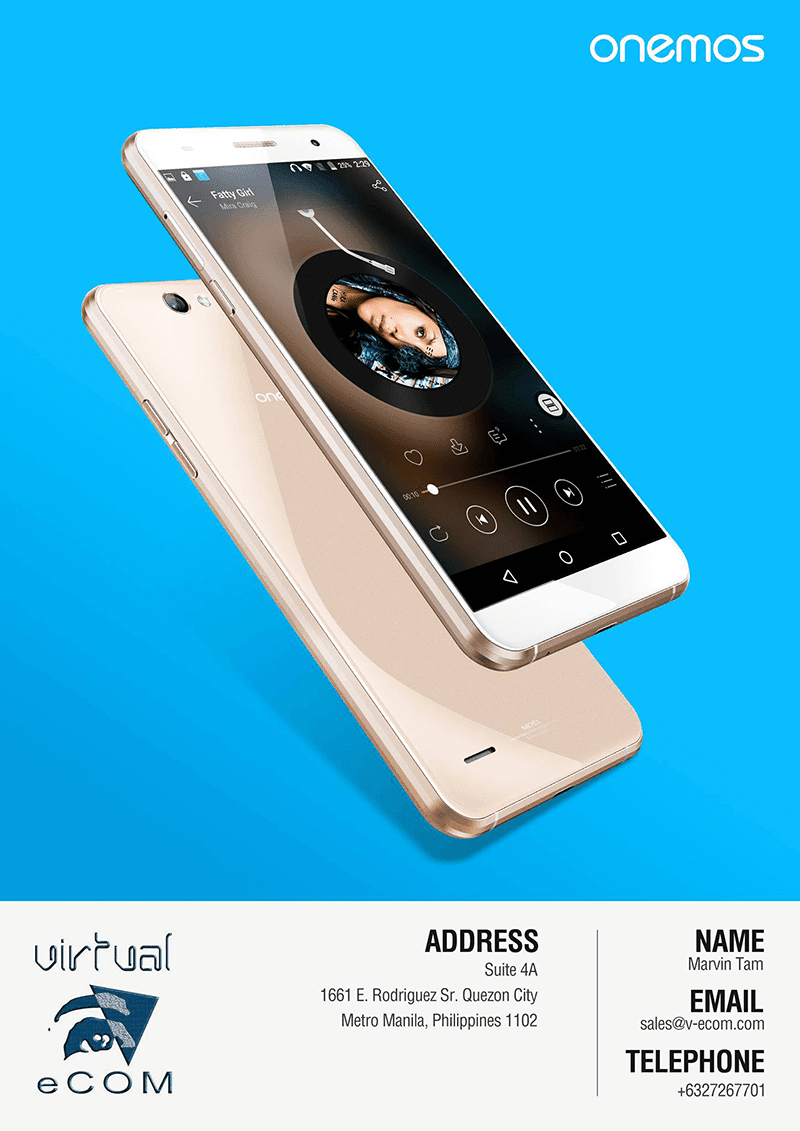 Ramos Onemos Smartphones Now In The Philippines! Expect The 6.44 Inch, 6010 mAh Powered MOS1 Max And Others Soon?