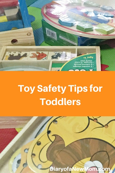 Toy Safety Tips for Toddlers