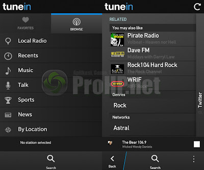 TuneIn Radio Pro 9 1 - ProHP