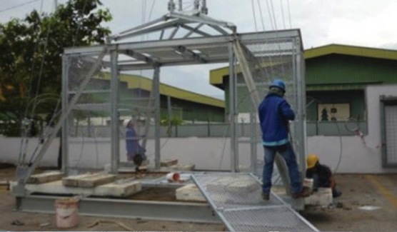 Tower Fabrication Services : Jrdc fabrication technology services allow the most