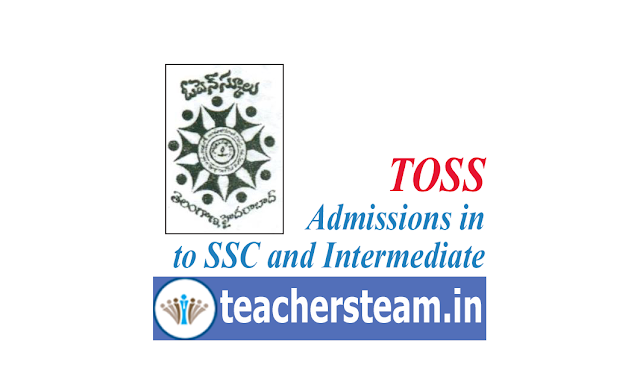 TOSS Admissions