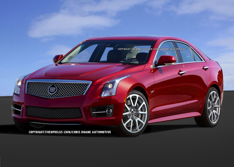 autos am ricaines blog proposition 2014 cadillac ats v. Black Bedroom Furniture Sets. Home Design Ideas