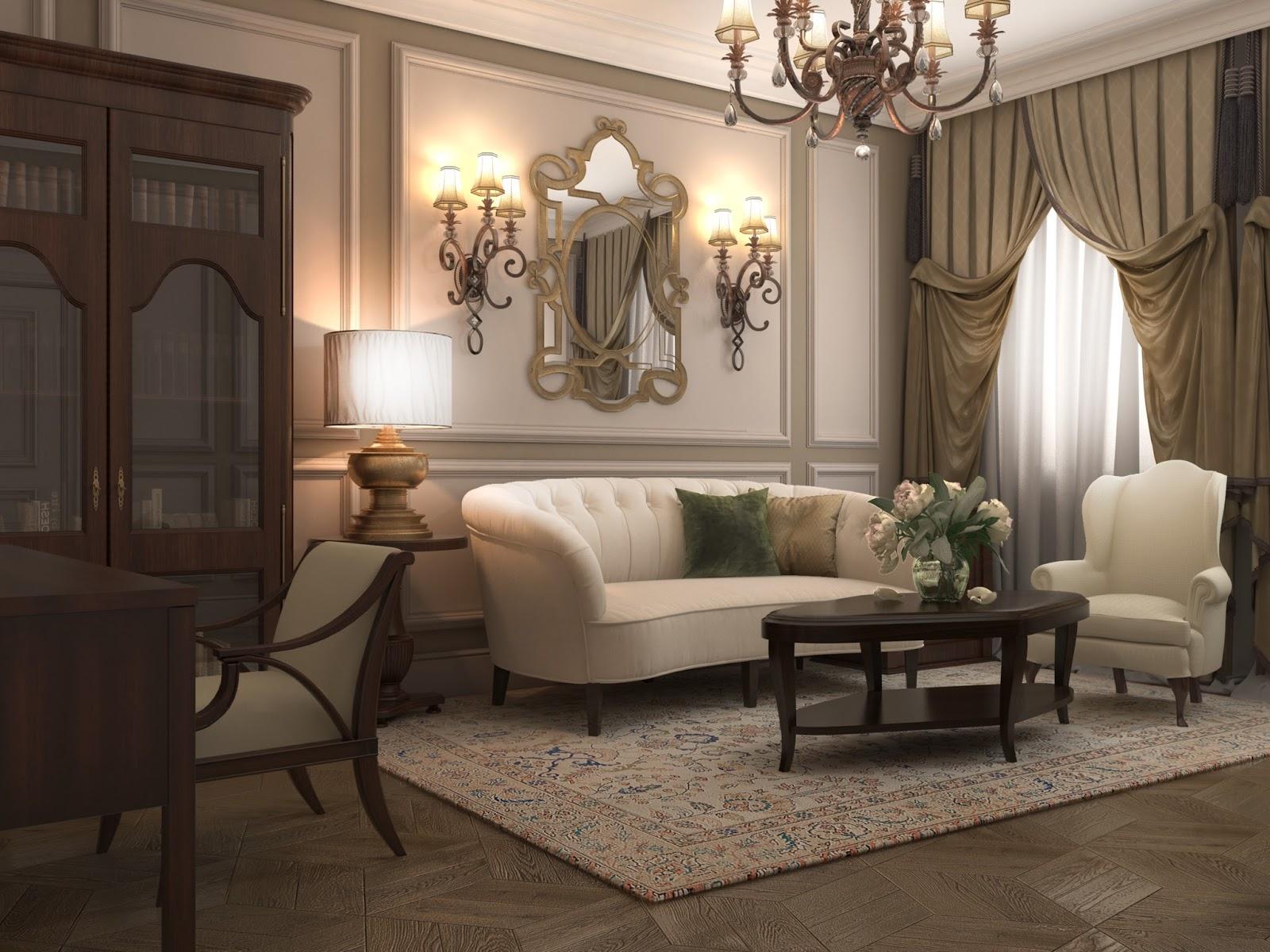 Darya girina interior design march 2015 - Darya Girina Interior Design Interior Design Of Lux Apartments Of The Bariatinsky Palace Contemporary Classic Vision Of Interiors