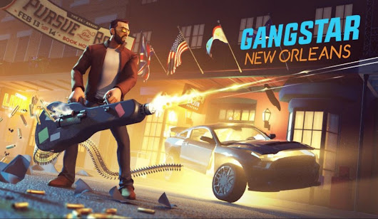 Gangstar New Orleans Apk + Data Mod Unlimited Ammo 1.3.1j - WTFapk | Download Game