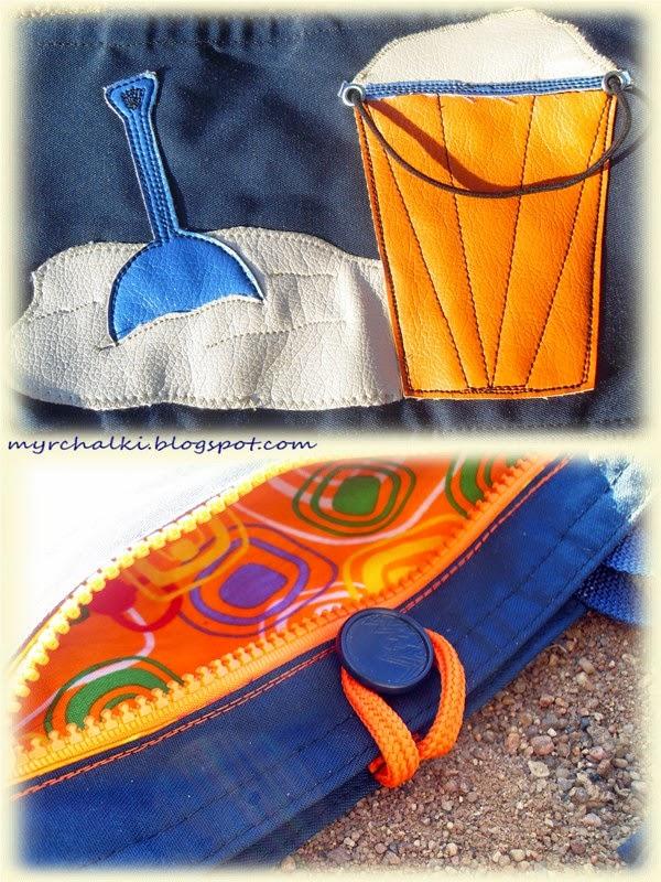 сумка для песочницы своими руками