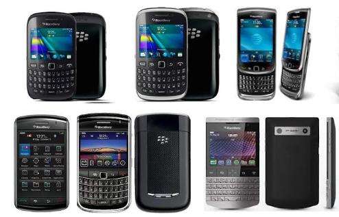 Daftar Harga Handphone BlackBerry Terbaru 2017