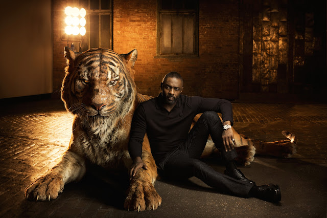 Idris Elba / Shere Khan  ©Disney. All rights reserved.