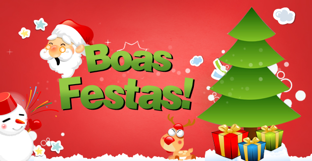 Boas Festas Natal E Ano Novo