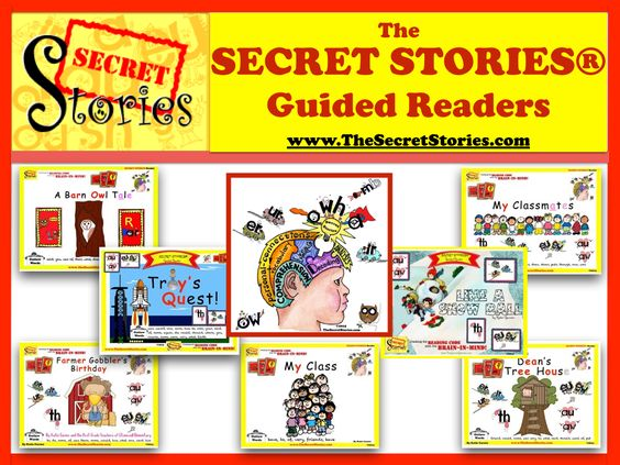 Secret Stories® Phonics Guided Readers