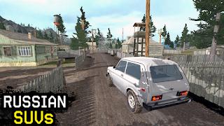 4×4 Russian Off-Road v1.14 Mod