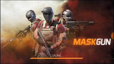 Download Maskgun: Multiplayer FPS Apk + Mod (Unlimited Ammo) v2.093 Online & Offline