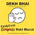 Dekh Bhai Candy Crush Best Status Dp