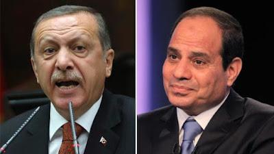 أردوغان و السيسي