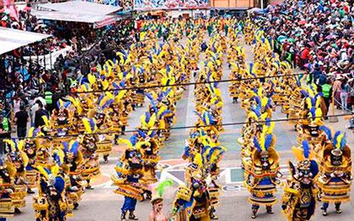 Morenada Central representará al Carnaval de Oruro en Carnaval Internacional de México